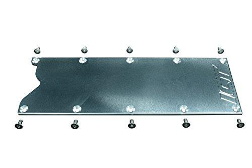 LS Gen 3 VALLEY PAN Cover Plate Billet Low Profile Knock Sensor Delete LSX LS1 551629