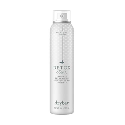 Drybar Detox Clear Invisible Dry Shampoo 3.5 Ounces