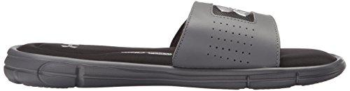 Sandal Armour Ignite Slide black 040 V Under Men's Graphite qORdHwHXP