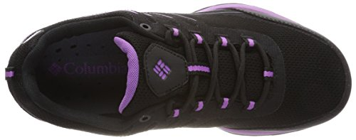 2 Crown Women's Columbia Multisport Shoes Black Jewel Waterproof Ventrailia Razor Black nwTBwqYC