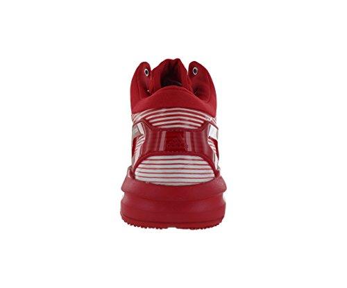 Adidas Come Pazzo Light Boost Noah Scarpe Da Uomo Taglia Scarlatto / Bianco