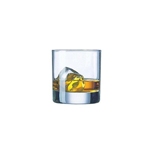 Arcoroc 12652 Islande 8.5 Oz. Old Fashioned Glass - 48 / CS by ARC Cardinal