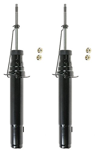 (MONROE 71697 Front Shocks Struts Left & Right Pair Set For 95-98 Talon Eclipse)