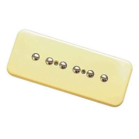 Kent Armstrong P90 pastilla para guitarra eléctrica - color crema: Amazon.es: Instrumentos musicales