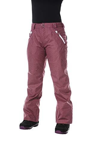 Da Pantaloni Lucy Donna Bordeaux Leggeri F11Twqx5O