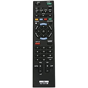 E-life Generic Remote Control Fit for Rm-yd096 Rm-yd094 149229111 Kdl-60r510a Kdl-70r550a for Sony LCD Led HDTV Tv
