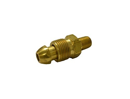 Brass LP Adapter Fitting Female to Female POL x 1/4