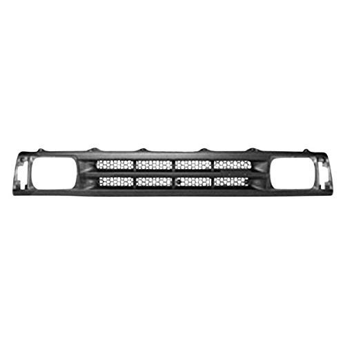 New Replacement Grille Fits 1987-1989 Mazda Pickup OEM Quality