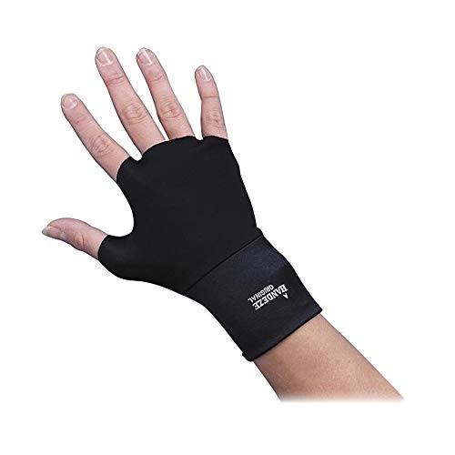 Dome Handeze Therapeutic Gloves - Small Size - 2 / Pair - Black ()