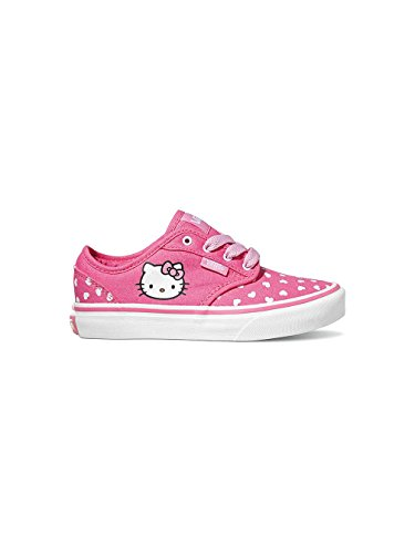 New Vans Atwood Girls Sizes Pink Hello Kitty Shoes (2.0) ()