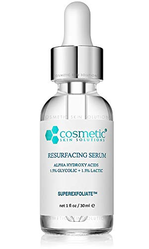 (Resurfacing Serum Advanced Formula + 1 fl oz / 30 ml - Retextures, activates, replenishes, exfoliates, and hydrates.)