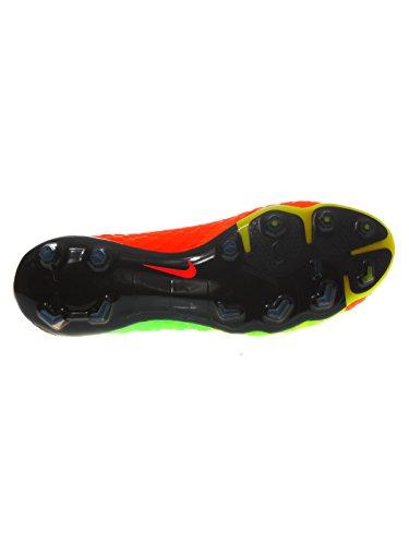 Nike Männer Hypervenom Phantom III Dynamic Fit FG elektrische Grün / Schwarz / Hyper Orange Fußballschuhe