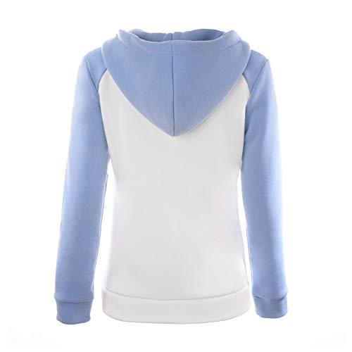 Printemps Sweat Femme Longues Hoodies Manches Newbestyle Automne Shirt Cw5IvIq
