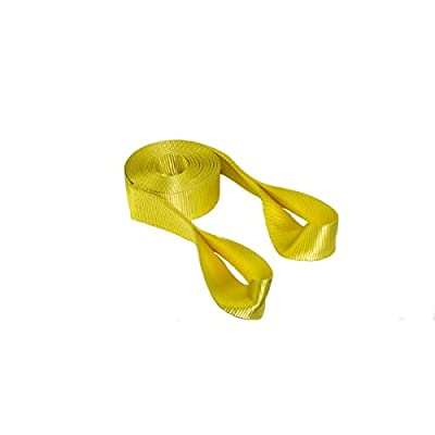 Secure It SI-2042 20000 Weight Capacity Tow Rope with Looped End by Secure It