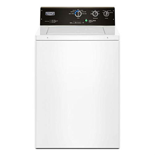 Maytag MVWP575GW 3.5 Cu. Ft. Commercial-Grade Residential Washer