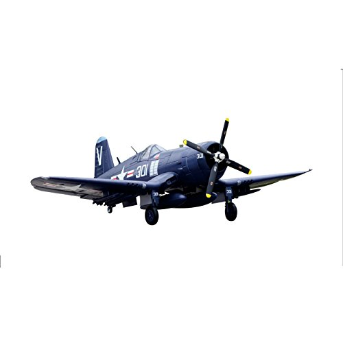FMS F4U Corsair PNP, 1700mm: Blue, FMM043PBLU (Rc F4u Corsair)