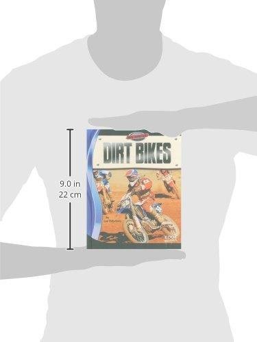 Dirt Bikes (Full Throttle) by Brand: Edge Books (Image #1)