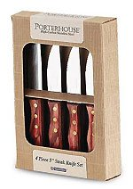 Tramontina Stainless Steel Polywood Handles