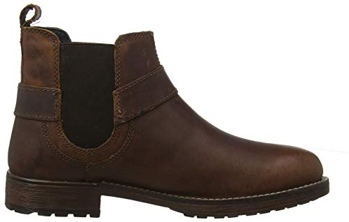 Chelsea Hombre Marrón Albany wood Para Tape Red 0 Botas xwXUqYtwR