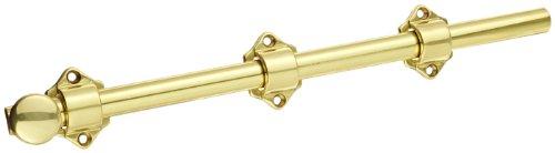 Polished Brass Slide Bolt - 5