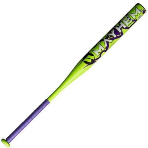 (Worth Sports Mayhem XL WHEMMU-3-28 Softball Comp Bat 34x28)