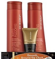 Joico Smooth Cure Sulfate-Free Kit w/ K-Pak Revitaluxe