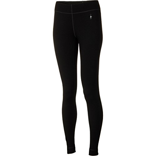 Smartwool Bottom Ladies Midweight black (Size: L) technical underwear by SmartWool