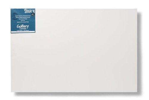 Darice Studio 71 24-Inch-by-36-Inch Gallery Canvas