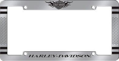 Harley Davidson License Plate Frame (Diesel Harley Davidson)