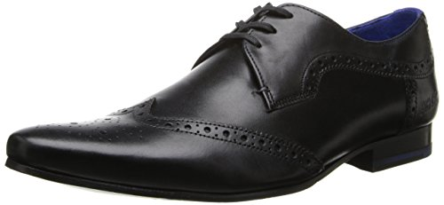 Ted Baker Men's Hann Oxford,Resentful Leather,9.5 M US