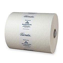 Hardwound Towel - Cormatic 2930P 702' Length x 8.25