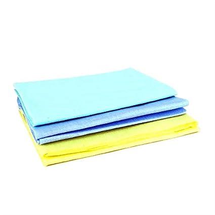 Panno Magico Blu.3 C Crystal Clear Cleaning Set Di 3 Panno Magico Multi