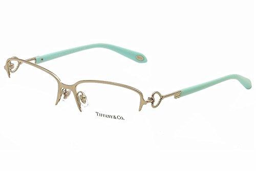 tiffany-co-eyeglasses-twist-keys-tf1106-tf-1106-6037-silver-optical-frame-54mm