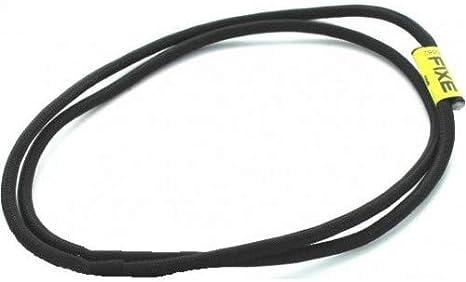Fixe Anillo Ø5mm 12KN Negro Prusik Marshall +Regalo mosqueton 5cm