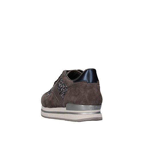 Hogan , Jungen Sneaker grau grau