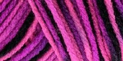 Bulk Buy: Red Heart Super Saver Yarn (3-Pack) Panther Pink E300-3938