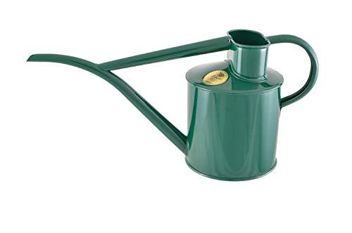 155-2 Haws Indoor Metal Pot Waterer - 2 Pint - Green