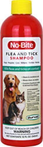 Durvet No-Bite Shampoo, 12-Ounce