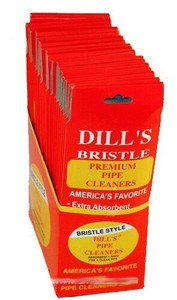 The Big Easy Pipe Accessories P860 P860 Dills Bristle 32 Pipe Cleaners