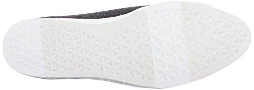 Sneaker Fabric Di Repeat Moda Scholl Dr Swartz Women's Scholl's Zip Charcoal Donne Tessuto Carbone Zip Delle Swartz Fashion Dr Sneaker Ripetere wHYx1zqq