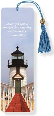 Lighthouse Beaded Bookmark[BKMK-LIGHTHOUSE BEADED BOOKMAR][Other]