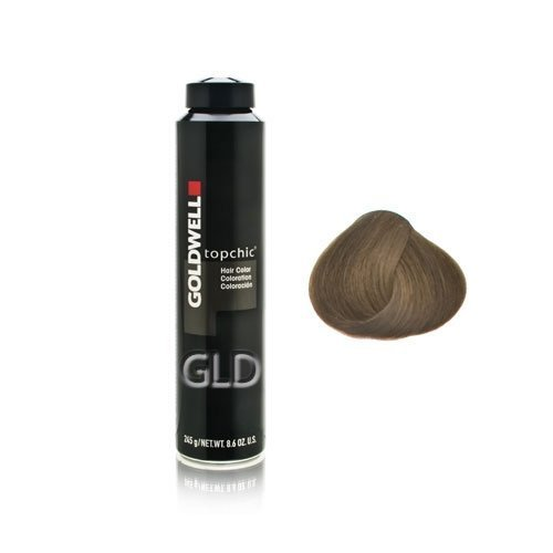 Goldwell Topchic Hair Color Coloration (Can) 6N Dark Blonde by Goldwell