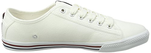 Helly Hansen 2017 Mens Fjord Canvas Shoe - Off White / Plum / Evening Blue - 10772_002 Bianco / Prugna / Blu Sera