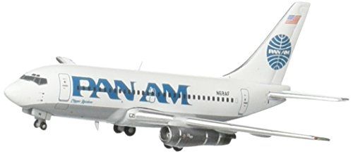 Gemini Jets Pan Am B737-200 (Billboard Livery) 1:400 Scale Airplane Model
