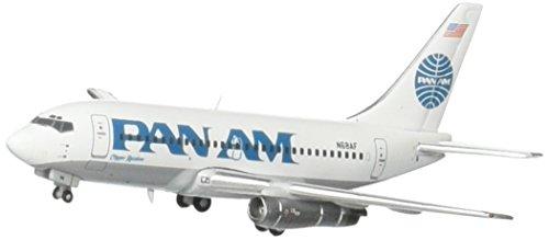 Gemini Jets Pan Am B737-200 (Billboard Livery) 1:400 Scale Airplane (Pan Am Aircraft)