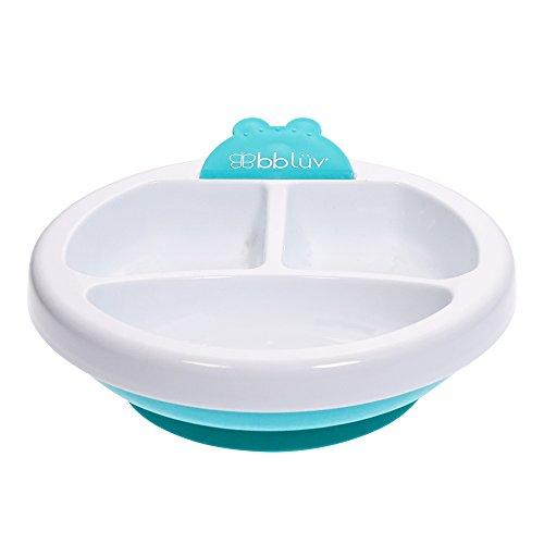 bblüv - Platö - Warming Plate for Baby (Aqua)