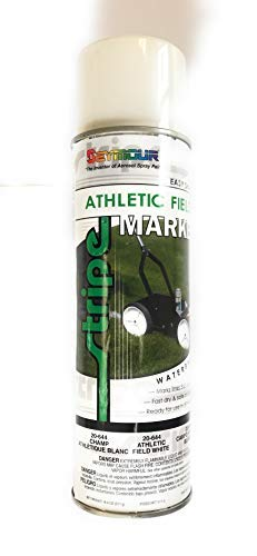 (Seymour Athletic Field White, Inverted Tip, Marking Paint (12 Pack) (18oz Cans))