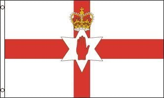 Flag Of Ulster 3x5 Country Banner New Indoor Outdoor