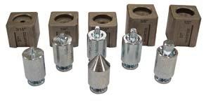 MASTERCOOL (71098 Silver 37 Degree Hydraulic Flaring Tool Adapter Set by MASTERCOOL (Image #1)