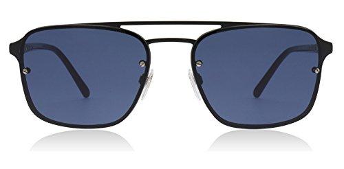 Burberry BE3095 1007D2 Matte Black BE3095 Square Sunglasses Lens Category 3 ()
